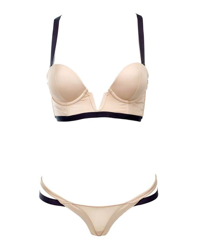 Love|Haus Bounded Bra and Panty