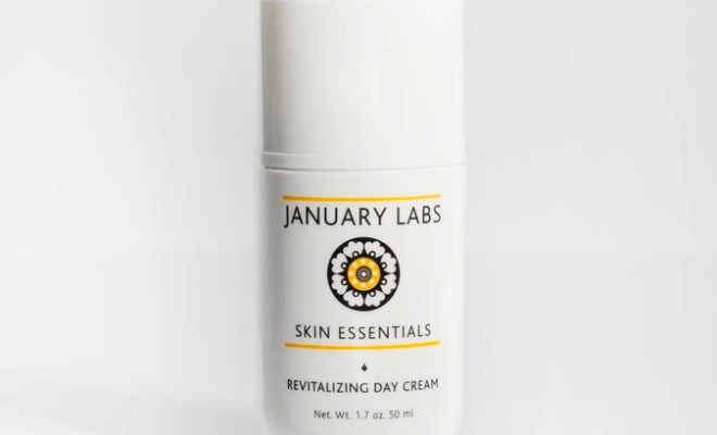Soothed, Softened Skin: January Labs Revitalizing Day Cream