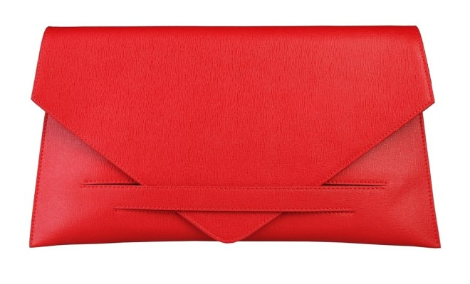 Deal of the Day: Made in Italia Leather Clutch on Hautelook