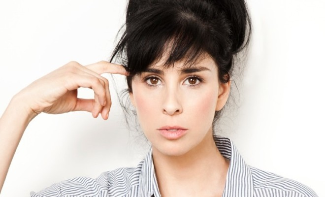 Be Brave: Sarah Silverman Opens Up about Depression to Glamour Magazine