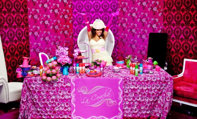Quickie with La Coacha: Dating advice, masturbation, and what she... tastes like.