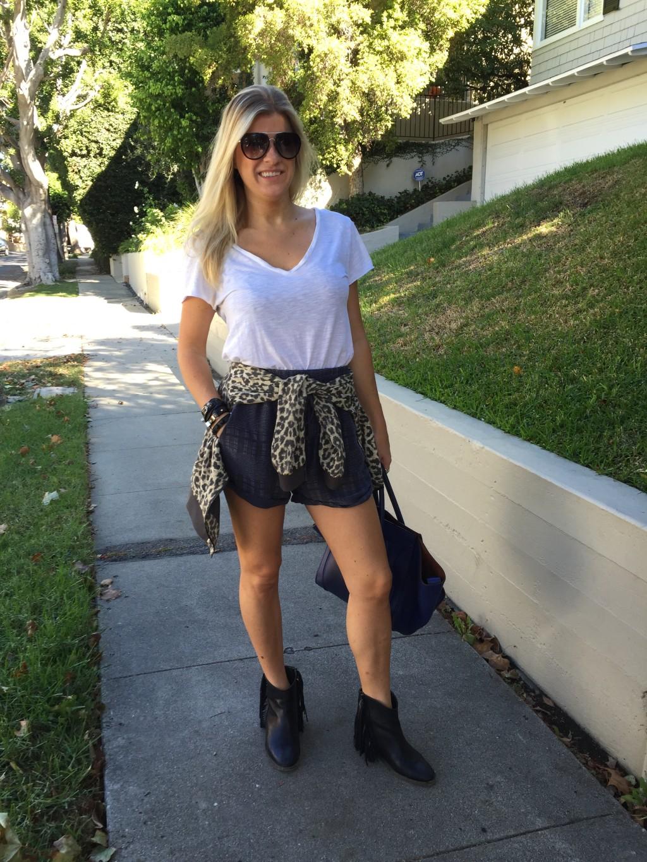 OOTD: Fall Fashion in LA