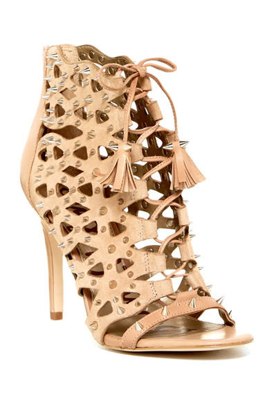 Deal of the Day: Sam Edelman Nude Spiked Sandals on Hautelook