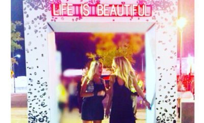 Life is Beautiful 2016